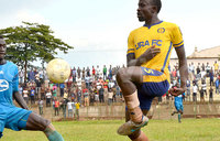 Premier League: Kizza double helps URA past BUL