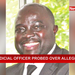 Senior judicial officer probed over alleged bribe