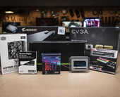 Watch us build a video editing/gaming PC live