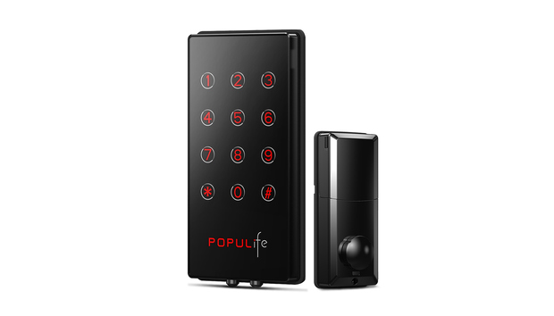 Populife Smart Deadbolt review: Ultra-cheap and attractive, but lacking in the operations department