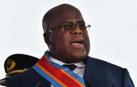 DR Congo rebels surrender in welcome for new President Tshisekedi