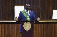 Sall starts second Senegal term with 'constructive' dialogue pledge