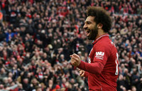 African players in Europe: Salah helps Liverpool back to top