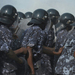 Togo police fire tear gas at protest for media rights