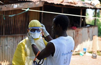 Ebola returns to Sierra Leone's capital: government