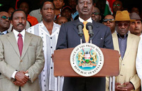 Kenya's Odinga challenges election defeat in top court