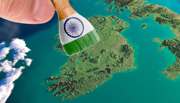 india-ireland