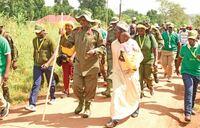 Why Galamba - Birembo trek is special - Museveni