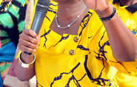 Tiperu takes NRM flag in Arua