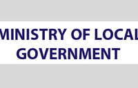 Tender notice from Ministry of Local Government