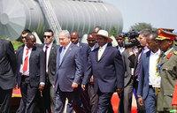 Entebbe raid: Netanyahu attends 40th anniversary