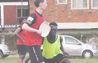 Frisbee: Progress hampered by limited resources