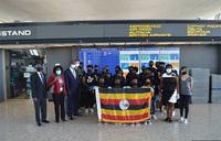 276 Ugandans stranded in the US return home today