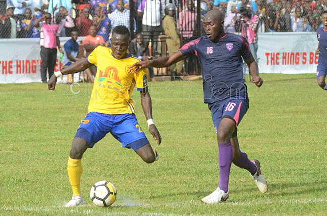 s adat naku left beats akiso iants ahad awooya right during a ilsner uper 8 match at akisha ground ugust 6 2019
