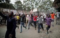 Kenyan opposition demands Odinga be 'declared president'