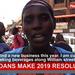 Ugandans make 2019 resolutions