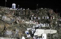 Over 2 million Muslims begin hajj spiritual journey