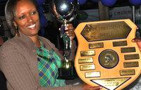 Lydia Mutesi wins one-day golf tournament