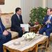 Egypt to host African summits Tuesday on Sudan, Libya