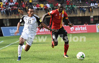 2018 World Cup Qualifiers:  Uganda beat Egypt to top Group E