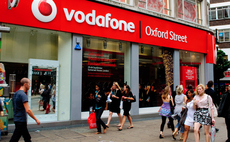 Vodafone shares soar 6% on upbeat earnings report
