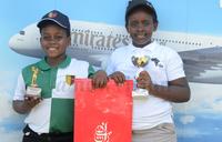 Nalima, Kagoro win schools golf tournament, grab Emirates tickets