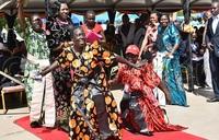 The gomesi: Uganda's treasured dress