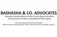 Bashasha and Co.Advocates notice