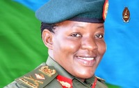 Museveni reshuffles army, appoints first female spokesperson