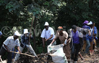 NFA, residents clean Mabira Forest to promote tourism