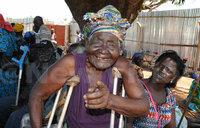 Joy, tears as Gulu elderly receive SAGE cash