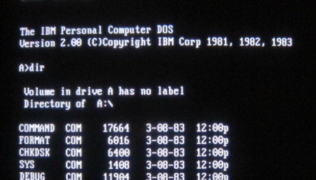 Microsoft publishes MS-DOS, Word for Windows source code