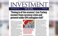 Investment Week digital edition - 20 August 2018
