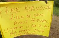 Police foils Bobi Wine youth demo