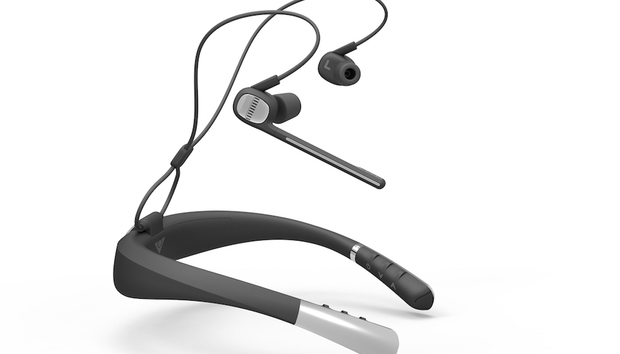 Onvocal Bluetooth Headset Review These Headphones Put Amazon S Alexa In Your Head Idg Connect