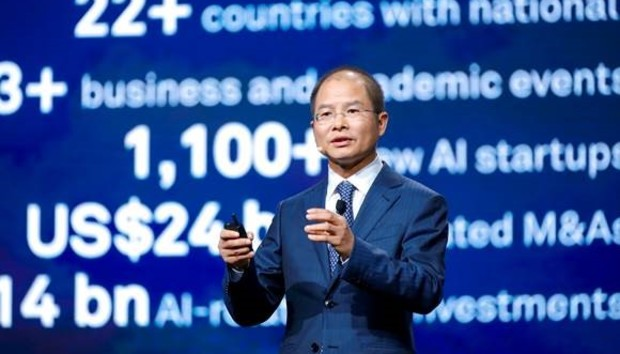 Huawei looks to challenge US rivals by promising big investment in AI talent