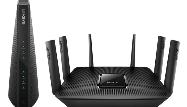 Linksys jumps into the cable modem market and announces the