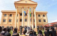 Museveni opens Uganda's new chancery building in Kigali