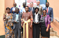 Uganda's best teachers of 2018 honoured