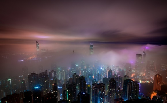 Hong Kong voted world's top international financial centre