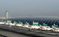 Dubai airport sees 10.7% passenger rise to stay world's busiest