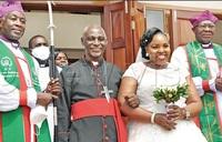 Byamugisha marks 25 years of marriage while HIV-positive