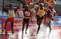 Araptany, Chemutai through to 3000m steeplechase final
