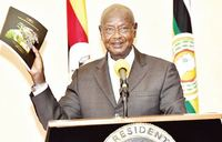 Museveni bans importation of buses