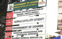 KCCA to install modern traffic signals