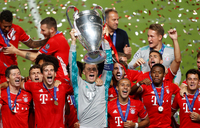 Bayern Munich beat PSG to win Champions League