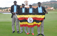Decent start for Uganda golfers at Africa Junior Championships