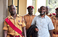 Muzafar Luyima: 'I will serve my sentence'