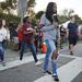 Students in emotional return to Florida massacre school