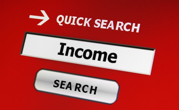 Income investing tops search for European investors